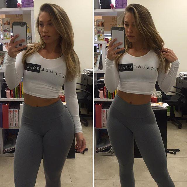 Nicole Mejia fitness girl (12)