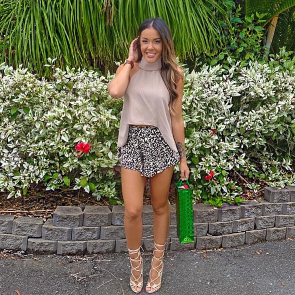 Davina Rankin (18)
