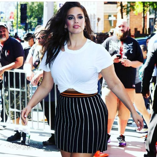 Ashley Graham's Workouts. Weight Loss and Diet Journey