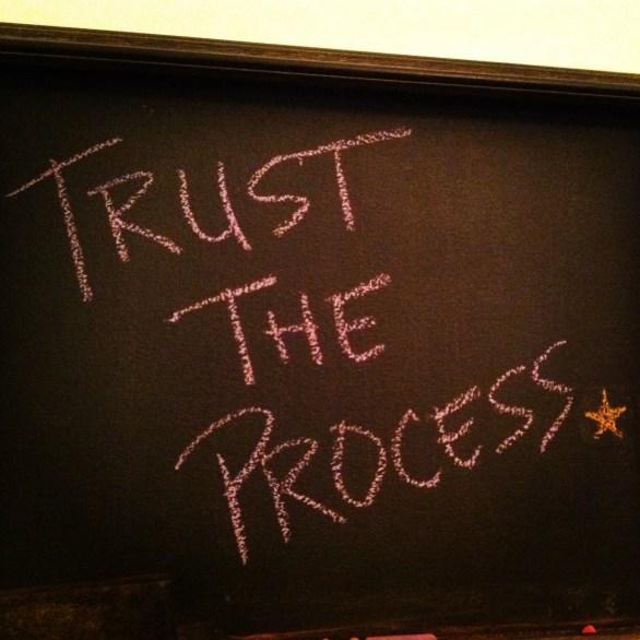 Trust-the-process
