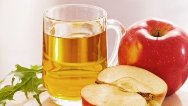 Natural Appetite Suppressants - Apple Cider Vinegar