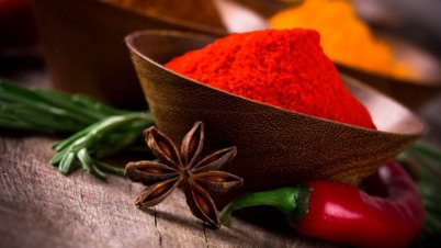 Natural Appetite Suppressants - Spicy Foods