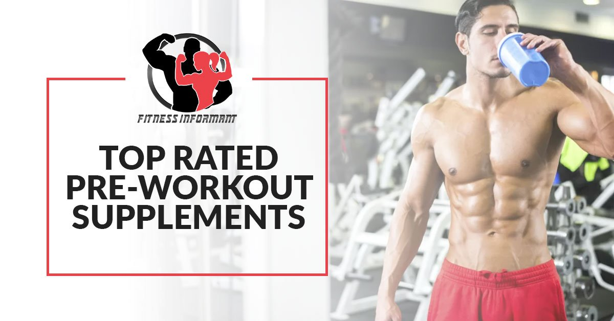5 Best Pre Workout Supplements of 2018 (Rankings from REAL ...