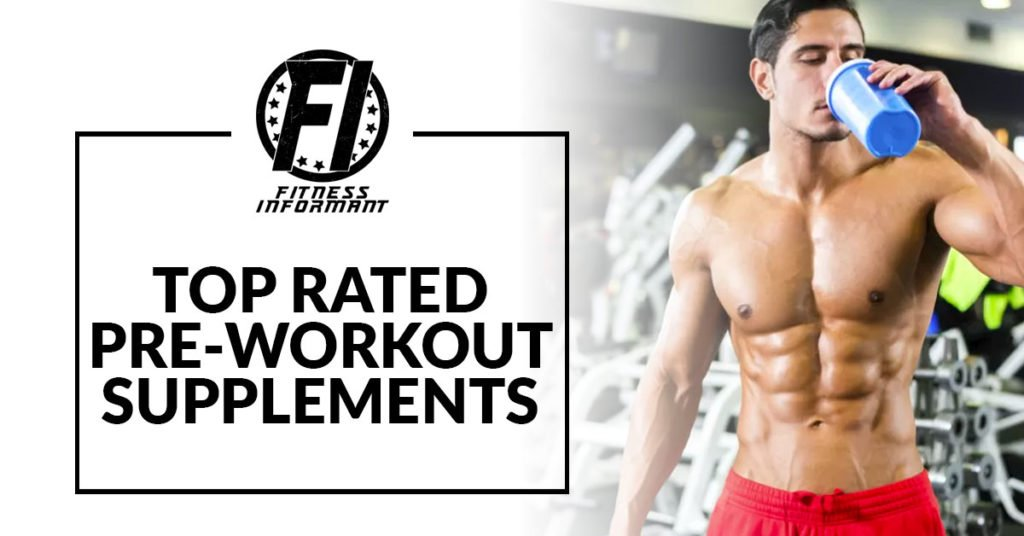 Best Pre Workout Supplements of 2020 (Rankings from REAL ...
