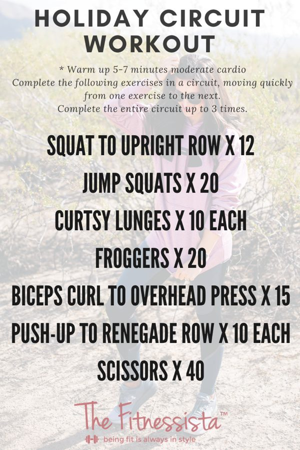 TOTAL BODY + HIIT WORKOUT