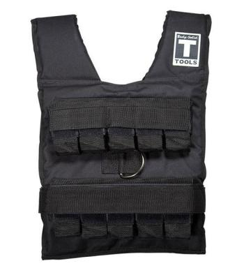 top ratade weighted vest- body solid tools weighted vest