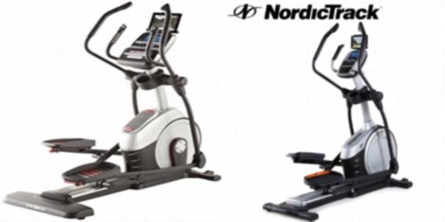 ProForm 1110 E Elliptical Trainer vs NordicTrack C 7.5