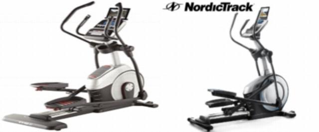 ProForm 1110 E Elliptical Trainer vs NordicTrack E7.0 Z