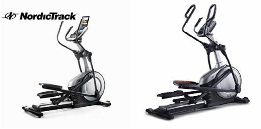 NordicTrack E7.0 Z Elliptical Trainer vs NordicTrack C 7.5