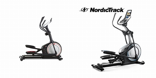 ProForm Endurance 520 E Elliptical vs NordicTrack E7.0 Z