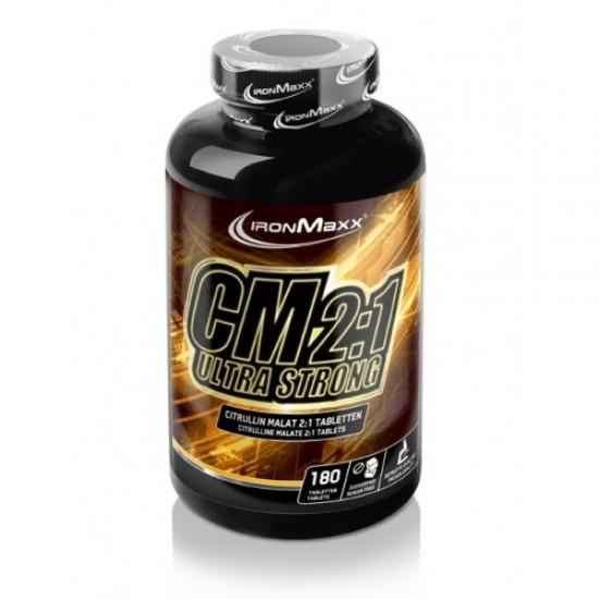Citrullin-Malat - Por és kapszula - IronMaxx®