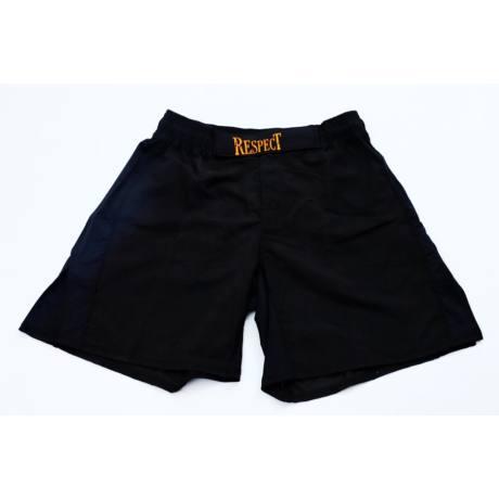 MMA nadrág fekete_fitnessmarket