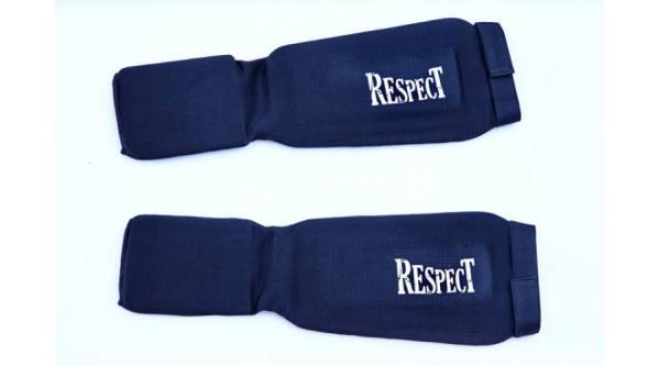 textíl lábvédő fekete fitnessmarket