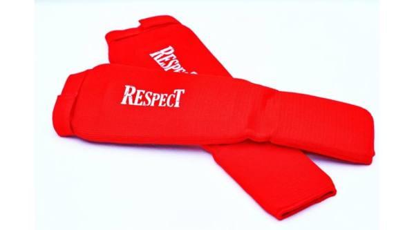 textíl lábvédő piros fitnessmarket