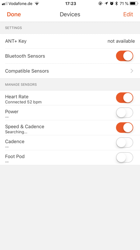 Test Polar H10: HR auch ohne Smartphone und Sportuhr