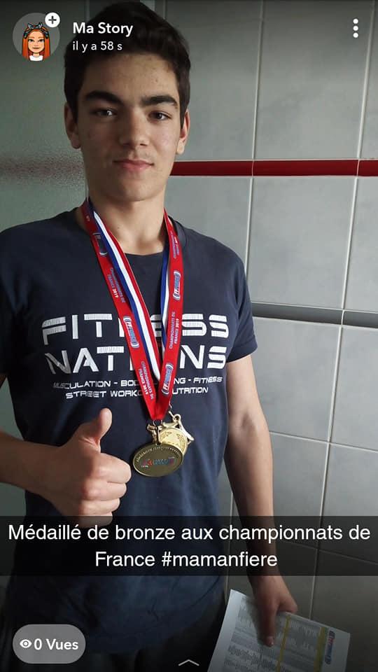 Malik-Triolet-médaille-bronze-championnats-France-force-athlétique-2019