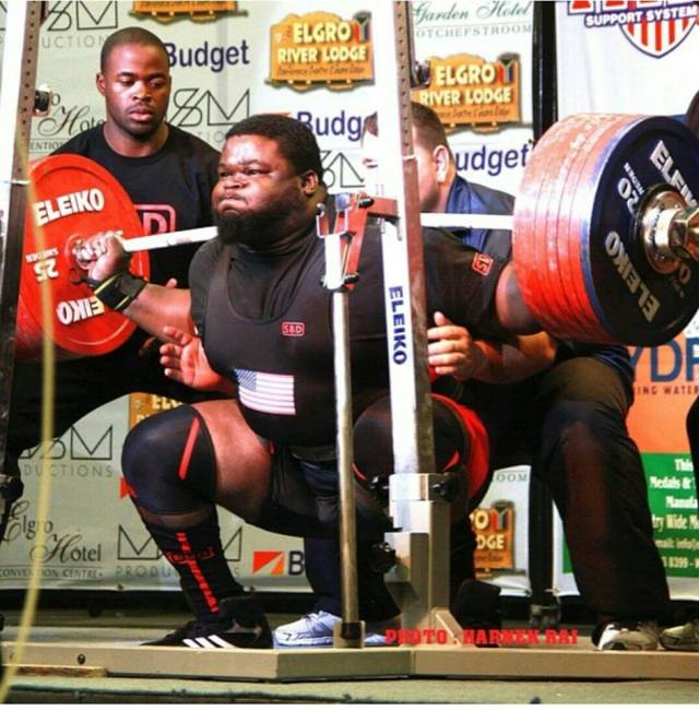 Ray Williams Powerlifting