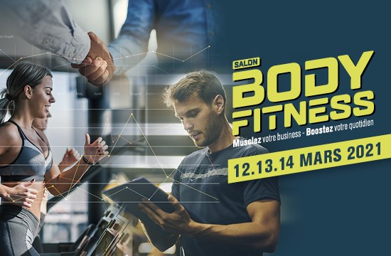 Salon Body Fitness Paris 2021