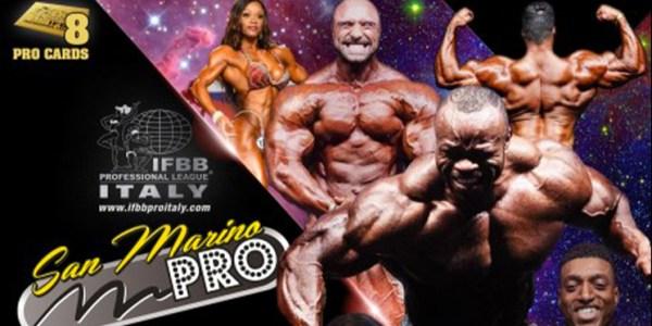 San Marino Pro Show IFBB Pro