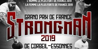 Grand prix de France de StrongMan 2019