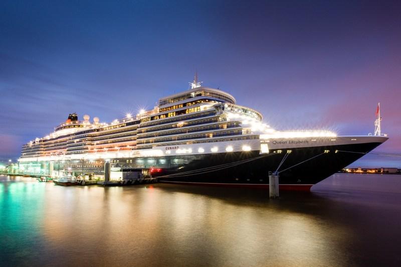 Faya Fitness On Toast Cunard Cruise Queen Elizabeth Ocean Liner Healthy Escape Carnival-3