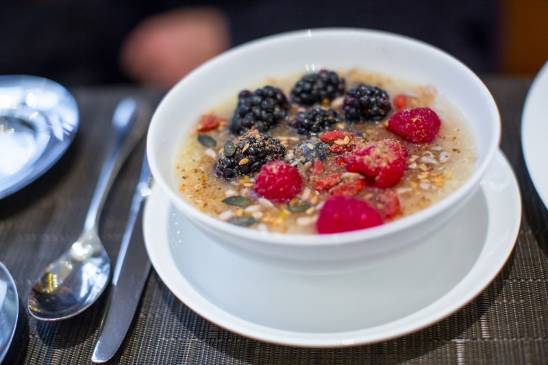Fitness On Toast - Corinthia Hotel London Review Luxury Travel Wellness Active Escape -34