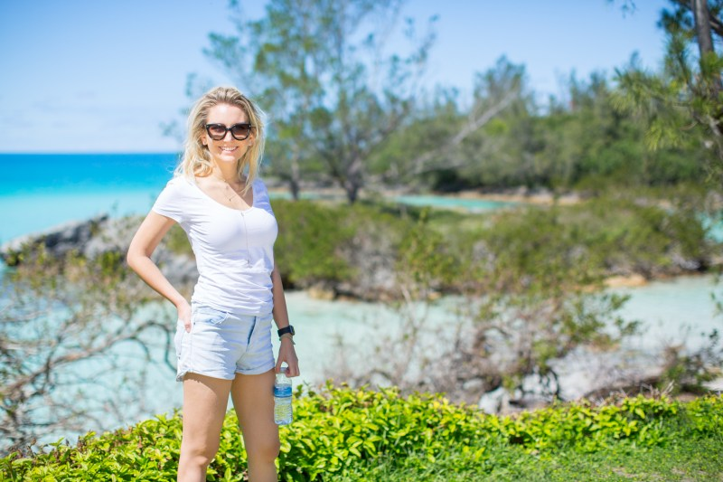 Fitness On Toast Faya Blog Girl Healthy Workout Sailing Trip Bermuda Americas Cup Sailing British Team Land Rover Workout Overseas Territory-76