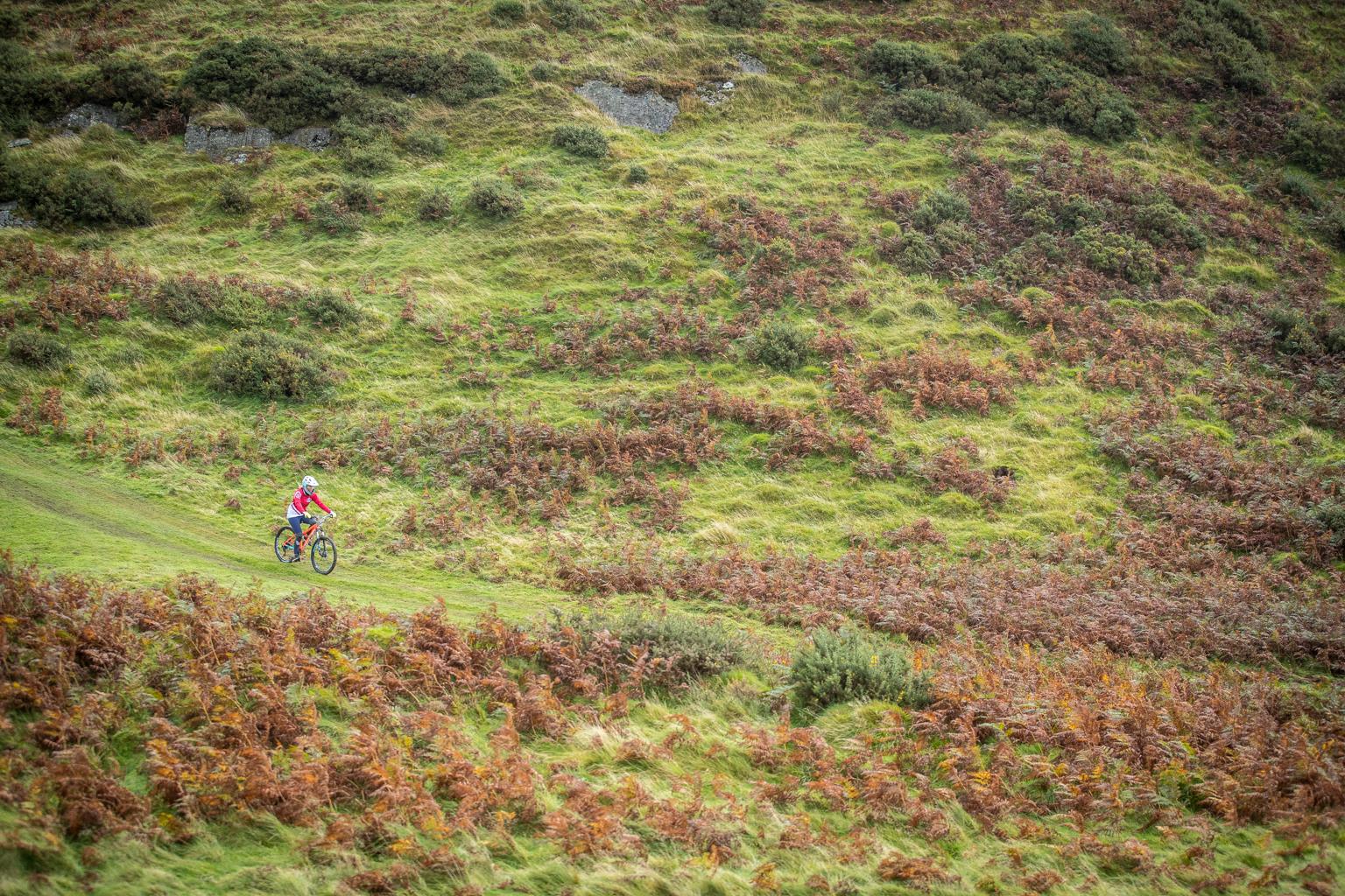 Faya - Fitness On Toast - Wales EE 4G Balloon Signal Bike Rural Apple Watch Adventure Cyclicing Downhill Mountain Bike Biking Workout Event-16