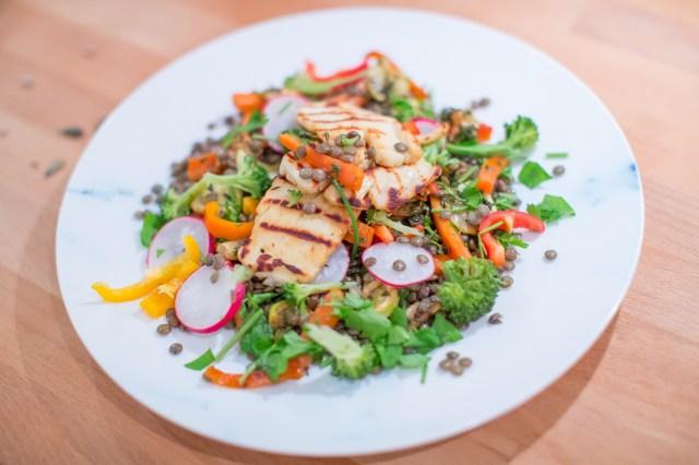 Fitness On Toast Faya Blog Girl Healthy Nutrition Lentil Vegetarian Pescatarian Tasty Health Diet Salad Winter Hearty Veggie Option Dinner Lunch