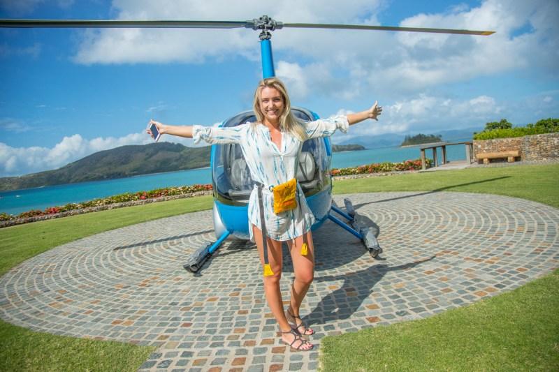Fitness On Toast Faya Blog Girl Healthy Workout Training Active Escape Travel Australia Hamilton Island Qualia Resort Luxury Health Trip-11