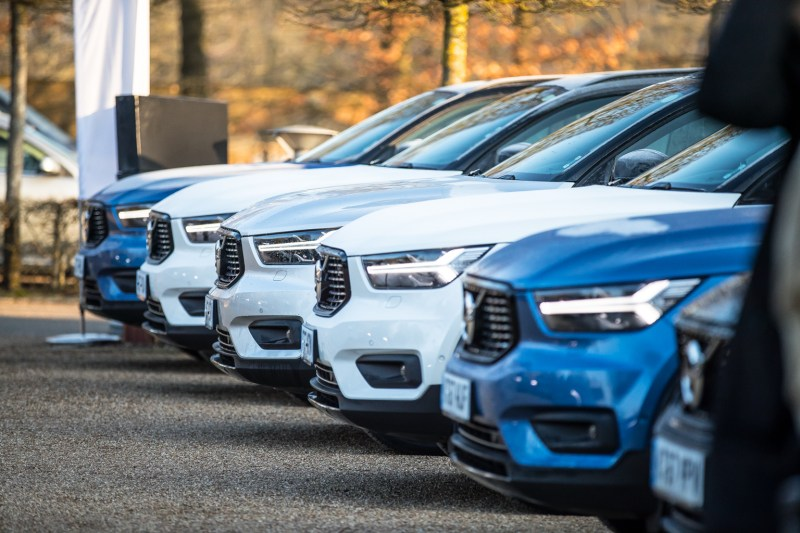 Fitness On Toast - Volvo XC40 - The Grove Event-31