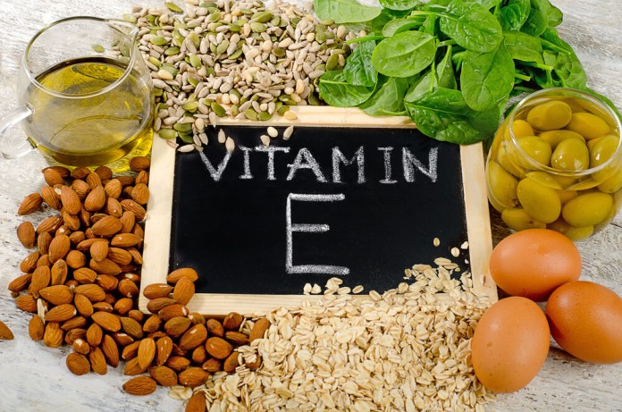 Vitamin E for your Skin and Eyes