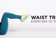 waist training exercises