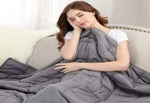 1 weighted-blanket for health