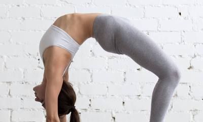 Know about Chakrasana its benefits and precautions