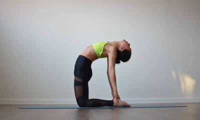Know about Ustrasana its benefits and precautions