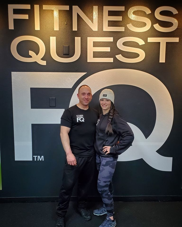 Fitness Quest Auburn : fitness, quest, auburn, Joiner, Fitness, Quest