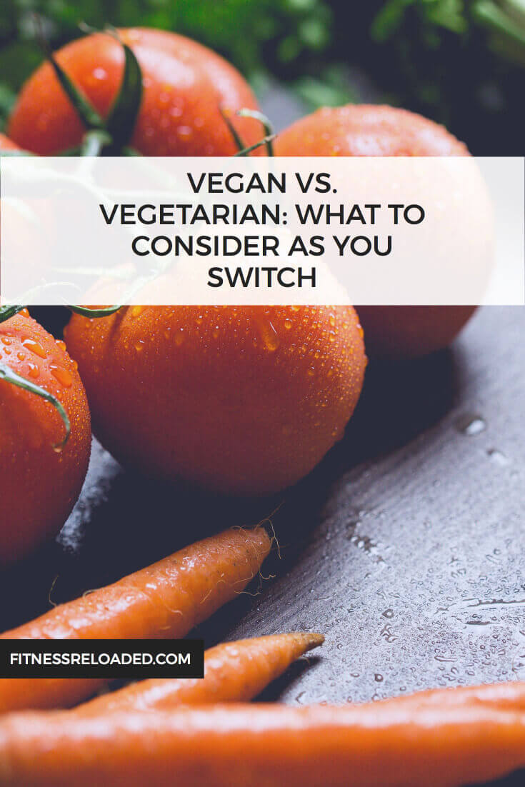 vegan vs. vegetarian diet