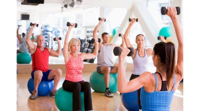 strength exercises for seniors