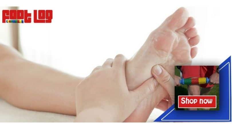 Arthritis foot massager