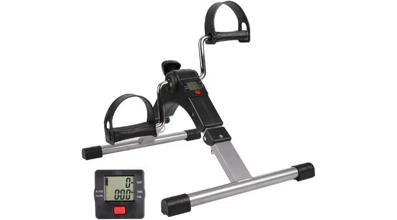 Pedal exercisers for elderly