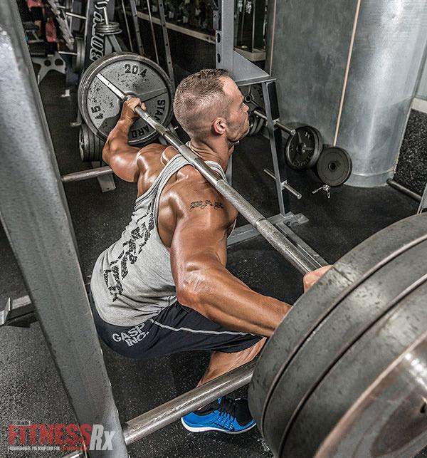 The Explosive Total Body Workout  FitnessRX for Men