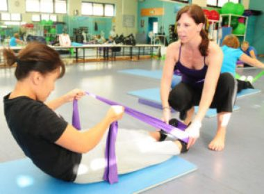 cerebral palsy stretching exercise