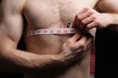 skinny fat stomach