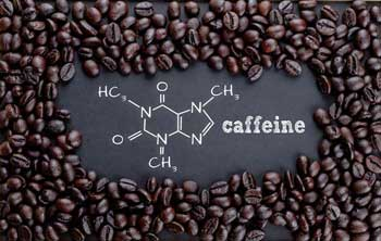A pure form of caffeine