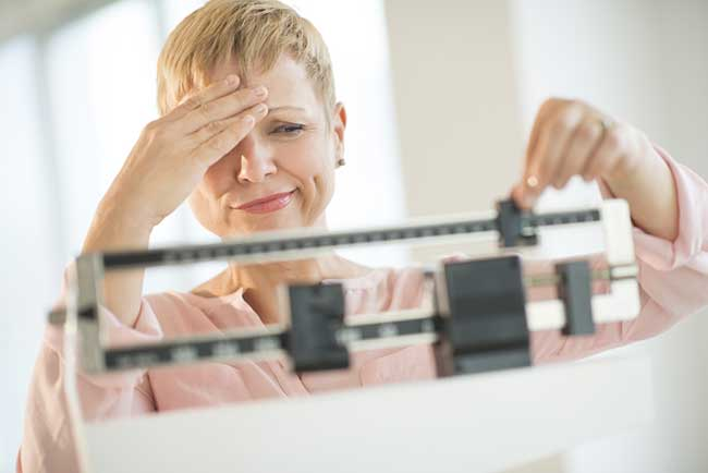 Hormonal imbalances could be making you fat.