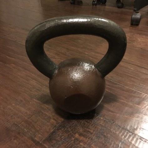CAP 9kg kettlebell