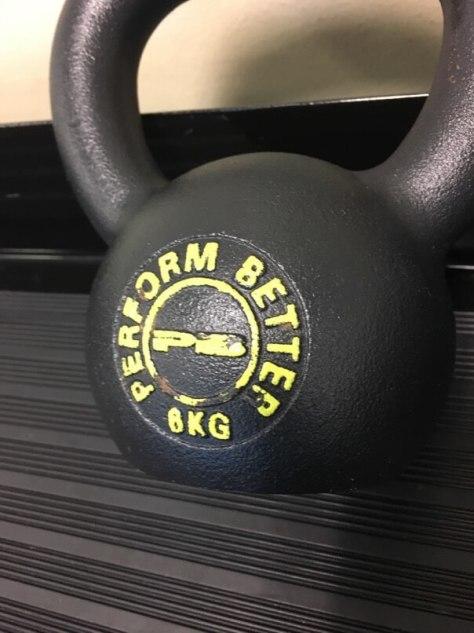 Perform Better 6kg kettlebell