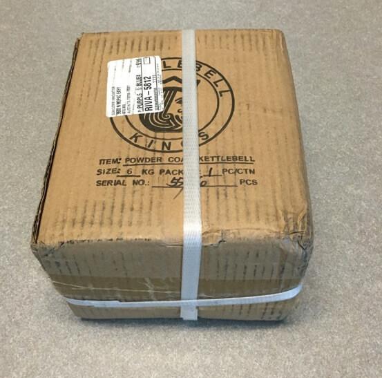 Kettlebell Kings shipment 1