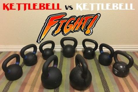 kettlebell vs kettlebell